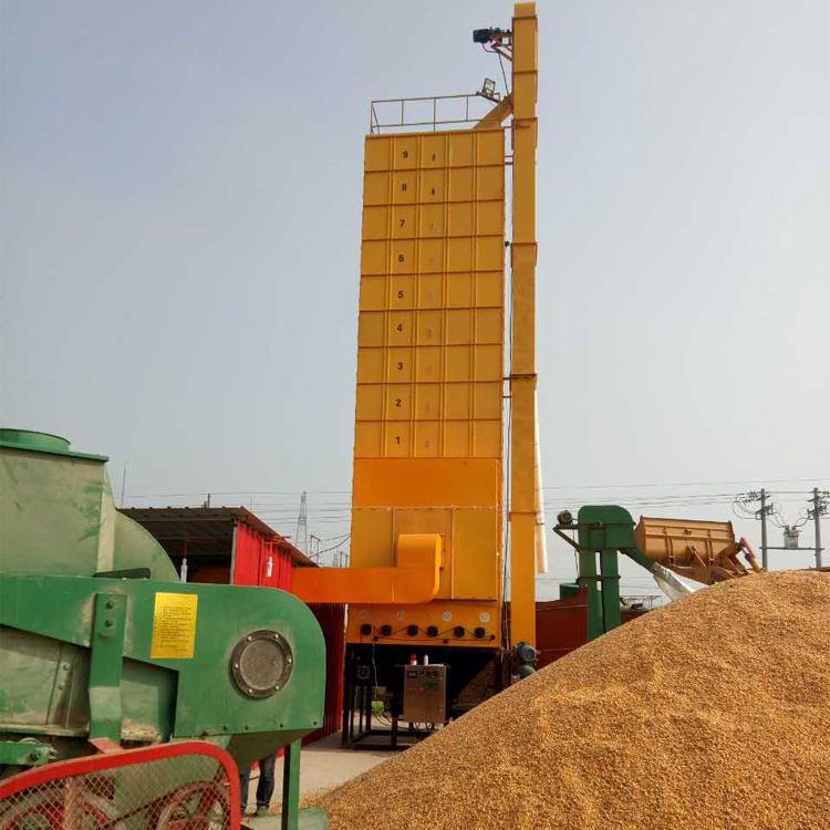 玉米烘干机,低温循环谷物干燥机